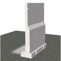 フリュームウォール(L型水路壁)写真11