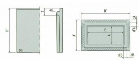 FR桝(本体図)