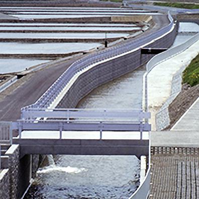 大型水路製品